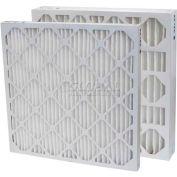 "Filtration Manufacturing 0213-20302 Pleated Filter, Merv 13, 20""W x 30""H x 2""D - Pkg Qty 12"