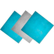 """Filtration Manufacturing 1111-24245 Polyester Media Pad, Blue/White, 24""""W x 24""""H x 1/2""""D - Pkg Qty 50"""