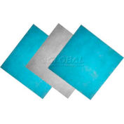 """Filtration Manufacturing 1111-25255 Polyester Media Pad, Blue/White, 25""""W x 25""""H x 1/2""""D - Pkg Qty 50"""