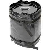 Powerblanket® Insulated Drum Heater BH05PRO 5 Gal Cap 145°F Adjustable
