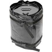 Powerblanket® Insulated Drum Heater BH05PRO 5 Gal Cap 145°F Adjustable