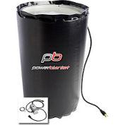 Powerblanket® Insulated Drum Heater BH15PRO Gal Cap 145°F Adjustable