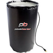 Powerblanket® Insulated Drum Heater BH15RR 15 Gallon Capcity 100°F Fixed