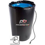 Powerblanket® Insulated Drum Heater BH30 30 Gallon Capacity 145°F Adjustable