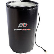 Powerblanket® Insulated Drum Heater BH30RR 30 Gallon Capacity 100°F Fixed
