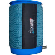 Flux Wrap Cooling Jacket System w/Insulation Wrap, Tubing & Connectors - 55 Gallon Drum