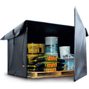 Powerblanket® Portable Hot Box Bulk Material Heat Oven HB64PRO-1440, Digital Therm., 64 Cu. Ft.