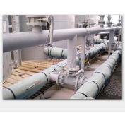 "Powerblanket® Pipe Heater Wrap PH080805G 8""D x 5'L 720/360 Watts"