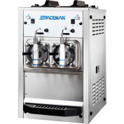 Spaceman 6455H, Two Flavor, Mid-Capacity Counter-Top Frozen Beverage Machine