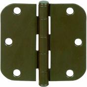 "National Hardware V512R N331-587 - 5/8 3-1/2"" Door Hinge in Oil Rubbed Bronze"