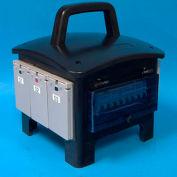 Walther Electric HEB201U Family PDU 50A 1PH