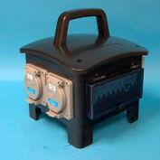 Walther Electric HEB203U Family PDU 50A 1PH
