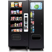 Selectivend WS3000/CB300 - Combo, 29 Selections, 23 Candy / Snacks & 6 Beverages, Illuminated Sign