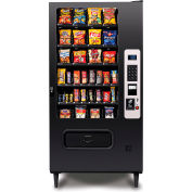 Selectivend WS4000 - Snack Machine, 32 Selections, Holds Up To 474 Items, 6 Adjustable Trays