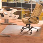 """Floortex Advantagemat Rectangular Chair Mat for Hard Floor - 30""""W x 48""""L"""
