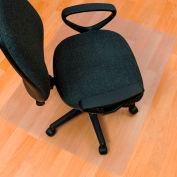 "Ecotex Rectangular Chair Mat for Hard Floor - Anti-Slip - 48""W x 60""L"