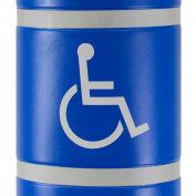 FlexPost® ADA Handicap Symbol, A-ADA