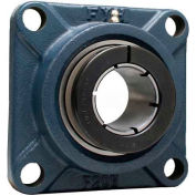 """FYH 4 Bolt Flange Mounted Ball Bearing NCF20620E, 1-1/4"""" Bore Dia., Concentric Collar"""