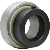 FYH Ball Bearing Inserts SAA203FP7, 17MM Bore Dia., Eccentric Collar