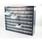 Power Products Fitting Cabinet 64 Plastic Drawers, BFC64