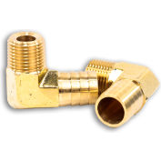 Power Products Hose Barb Male 90 Elbow 3/4 X 1/2, HB69-12-8 - Pkg Qty 2