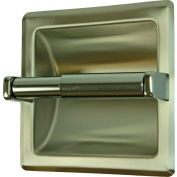 Frost Standard Recessed Toilet Tissue Holder - Stainless Steel - 1134S