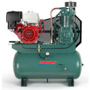 Champion® Two-Stage Gas Powered Air Compressor HGR7-3H, 13 HP Honda, 30 Gal