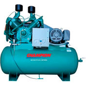 Champion® Two-Stage Electric Air Compressor HRA25-25, 25 HP, 240 Gal, 230/460V, 3PH