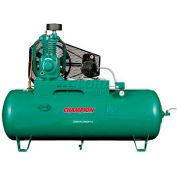 Champion® Two-Stage Electric Air Compressor HRV5-8, FP, 5 HP, 80 Gal, 208V, 1PH