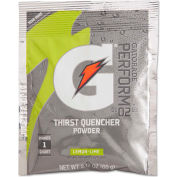 Gatorade® Instant Powder, Lemon Lime, 2.12 oz, 144/Carton