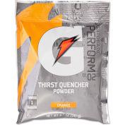 Gatorade Instant Powder, Orange, 8.5 Oz, 40/Case