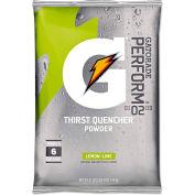 Gatorade Instant Powder, Lemon Lime, 51 Oz, 14/Case