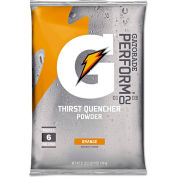 Gatorade® Instant Powder, Orange, 51 oz, 14/Carton