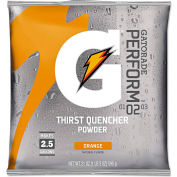 Gatorade® Instant Powder, Orange, 21 oz., 32/Carton