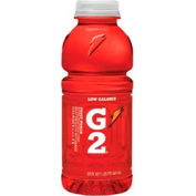 Gatorade G2™ Wide Mouth, 24/Case - Fruit Punch