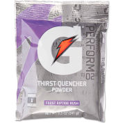 Gatorade® 8.5 Ounce Instant Powder Pouch Riptide Electrolyte Drink - Yields 1 Gallon