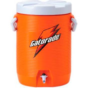Gatorade® 5 Gallon Upright Cooler/Dispenser With Fast Flow Faucet And Detachable Cone Cup