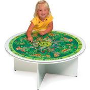 "The Children's Furniture Company® Jungle Jumble, 35-1/2""W x 35-1/2""D x 15""H"