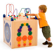 "The Children's Furniture Company® Play Panel Box, 24""W x 24""D x 36""H"