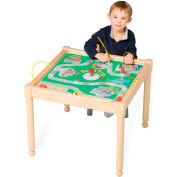 """The Children's Furniture Company® Play From The Top Road Trip, 26""""W x 22""""H, Green"""