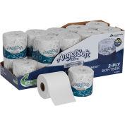 GP Angel Soft Ultra Professional Series 2-Ply Premium Embossed Bathroom Tissue 20 Rolls/Case 1632014