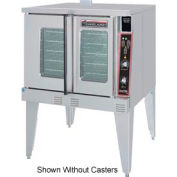 Garland MCOGS10S-NAT-C - Gas Convection Oven, Natural Gas w/ Casters