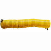 "Guardair 14X50B03 1/4"" Id X 50' Recoil Air Hose Nylon Coilguard®"