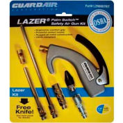 Guardair LZR6007KIT, Lazer Palm Switch Safety Air Gun Kit (Pkg.)
