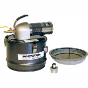"4 Gallon M Pneumatic Vacuum Unit w/ 1.25"" Inlet - N041MJ"