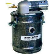 "8 Gallon M Pneumatic Vacuum Unit w/ 1.25"" Inlet - N081MJ"