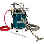 """15 Gallon S Pneumatic Vacuum Unit w/ 1.5"""" Inlet & Attachment Kit"""