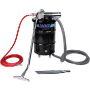 "30 Gallon B Pneumatic Vacuum Unit w/ 1.5"" Inlet & Attachment Kit"