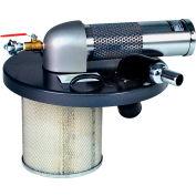 """30 Gallon B Pneumatic Vacuum Generating Head w/ 1.5"""" Inlet"""
