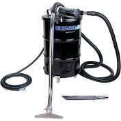 "Guardair 55 Gallon B Vacuum Unit w/ 2"" Inlet & Attachment Kit - Static Conductive - N551BCNED"